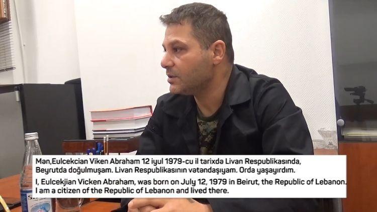 Завершено следствие по уголовному делу в отношении воевавшего в Карабахе гражданина Ливана