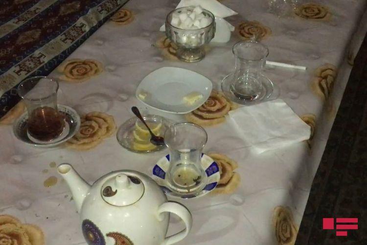 İsmayıllıda karantin qaydalarını pozan çay evi aşkarlanıb, 18 nəfər cərimələnib