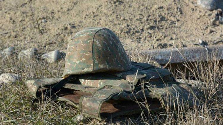 Armenian conscript killed from gun shot by fellow serviceman