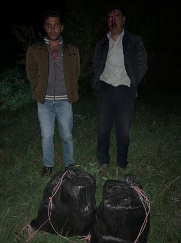 DSX: 17 kiloqramdan çox narkotikin qaçaqmalçılıq yolu ilə Azərbaycana keçirilməsinin qarşısı alınıb