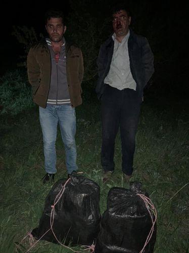 На азербайджано-иранской границе было оказано вооруженное сопротивление пограннаряду