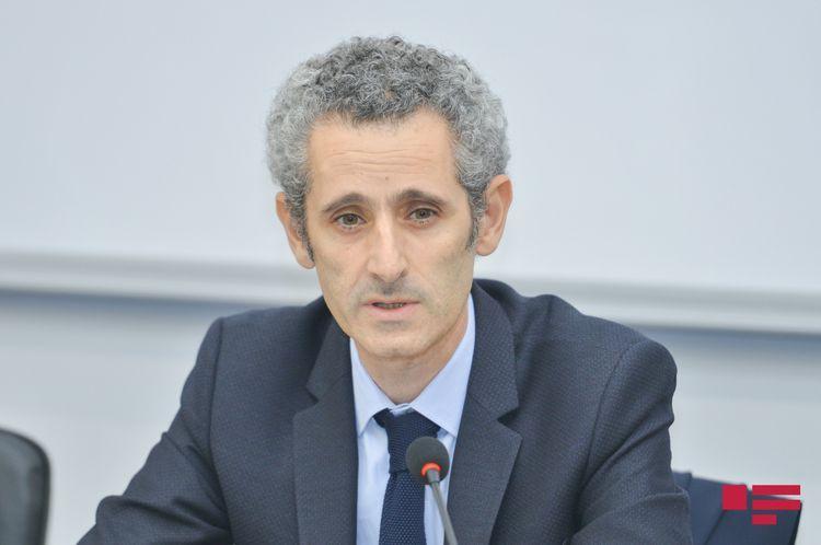 Посол Франции встретился с руководителем фонда «YAŞAT»