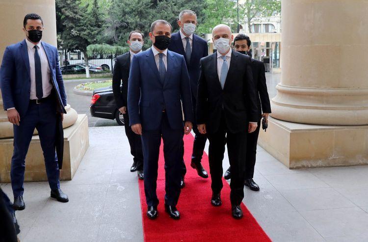 Глава МИД Грузии: Мы обсудили с Джейхуном Байрамовым ряд важных вопросов