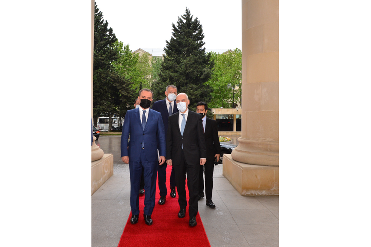 Azerbaijani, Georgian FMs hold extended meeting in Baku - <span class='red_color'>UPDATED-1</span>