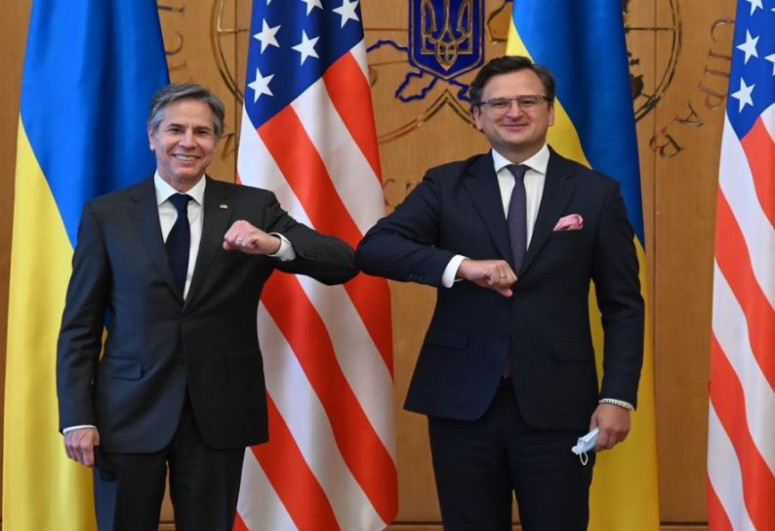 US Secretary of State met with Ukrainian FM