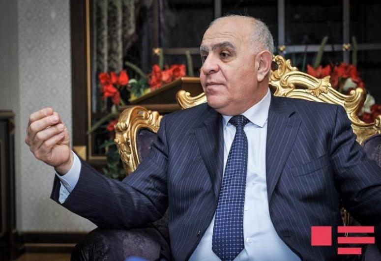 Former head of Azerkhalcha Vidadi Muradov