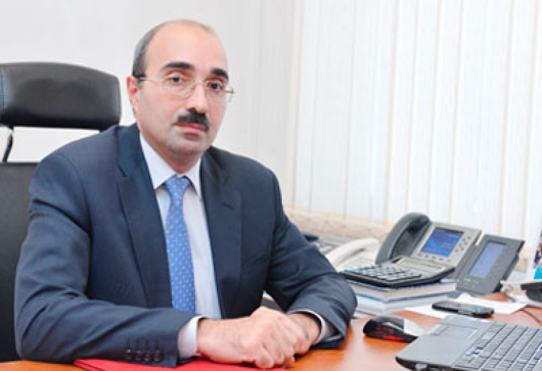 Matin Eynullayev appointed as head of the State Service on Property Issues