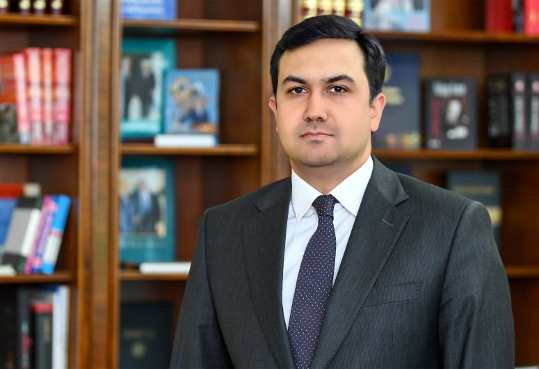 Orkhan Nazarli appointed chief of State Tax Service