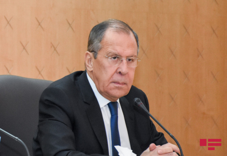 Delimitation and demarcation of Azerbaijani-Armenian borders being resolved, Russian FM says