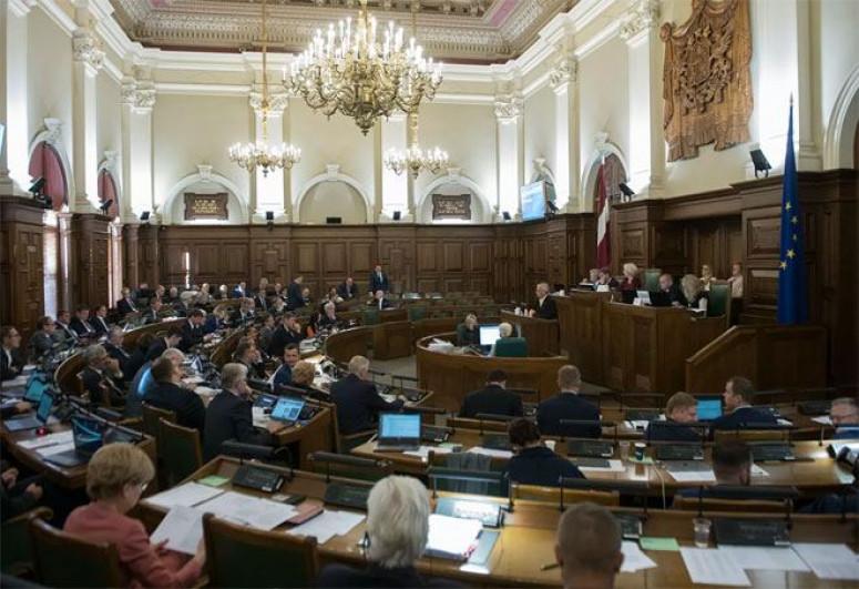 """Latviya parlamenti qondarma """"erməni soyqırımı""""nı tanıyıb"""