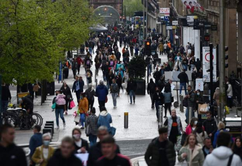 UK economy set to grow at fastest rate since WW2