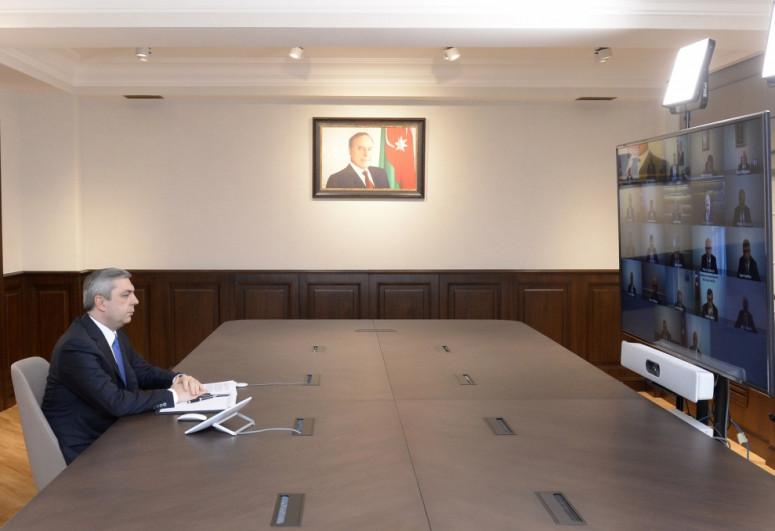Samir Nuriyev azad olunmuş ərazilərlə bağlı istiqamətlərin müəyyənləşdirildiyini bildirib
