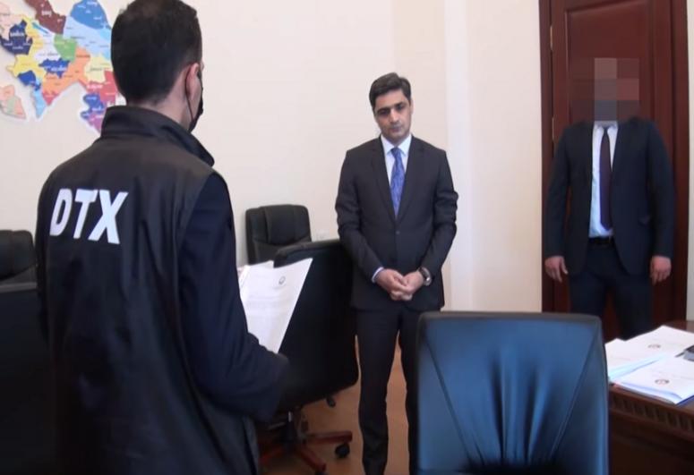 Начинается суд над  бывшим заместителем министра культуры Рафигом Байрамовым