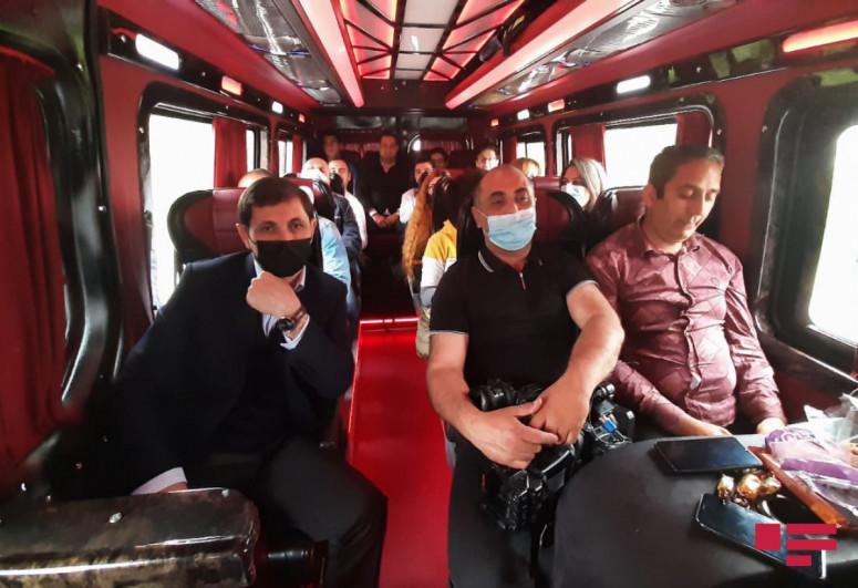 Visit of media representatives to Hadrut Settlement of Khojavend starts