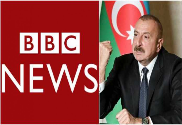 Indian website published an article on the bias of the Western media and the trending of the interview of the President of Azerbaijan