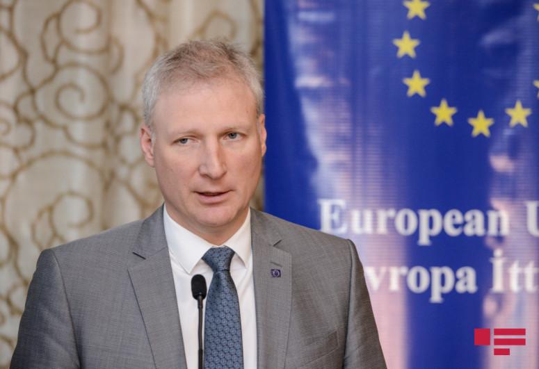 Кестутис Янкаускас: ЕС однозначно поддерживает двусторонние поездки