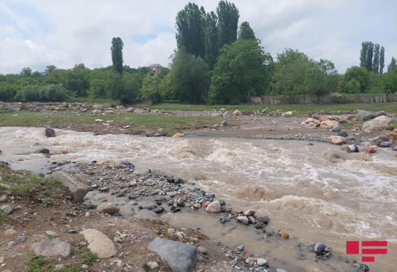 Установлена личность женщины, труп которой был обнаружен в реке в Гёйгёльском районе-<span class=