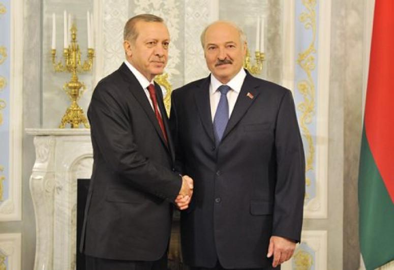 Erdogan and Lukashenko held phone conversation