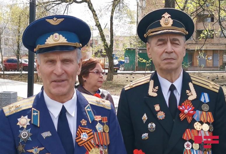 """Rusiya veteranları: """"Postsovet məkanında Njdenin adını əbədiləşdirən heç nə olmamalıdır"""" - <span class=""""red_color"""">FOTO</span>"""