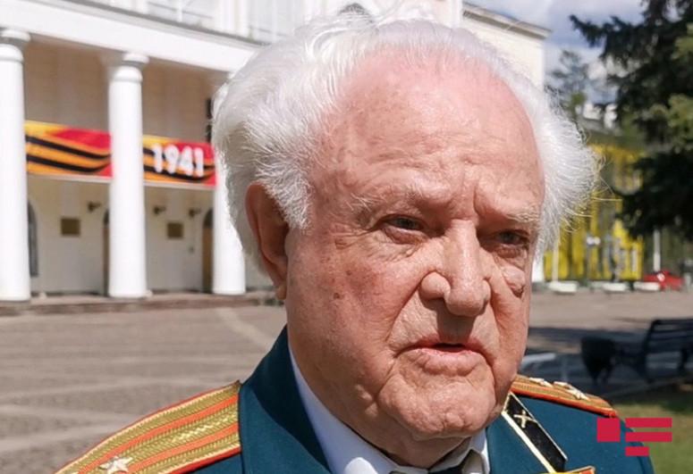 Российские ветераны: На постсоветском пространстве не должно быть ничего, что увековечивало бы имя Нжде