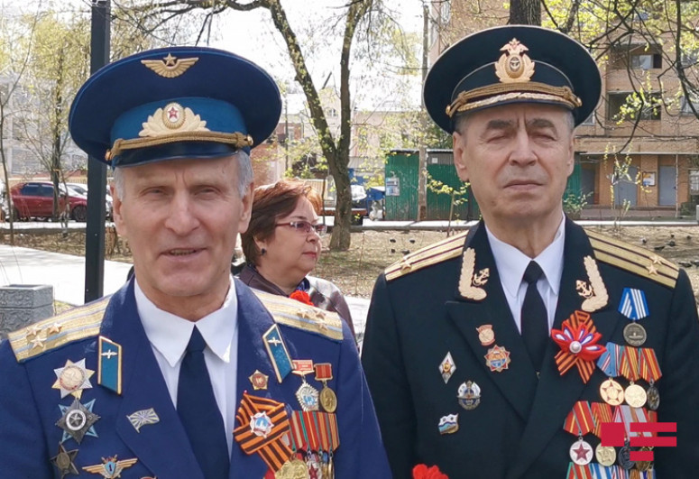 """Russian veterans: """"There should be nothing in the post-Soviet space that immortalizes Njden"""