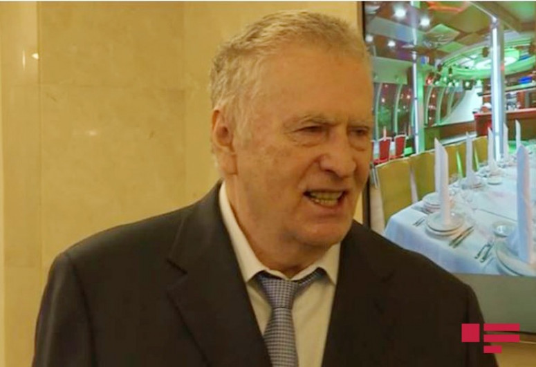 Zhirinovsky: In spite of the Russians, Moscow, monuments to fascists like Nzhdeh are being erected