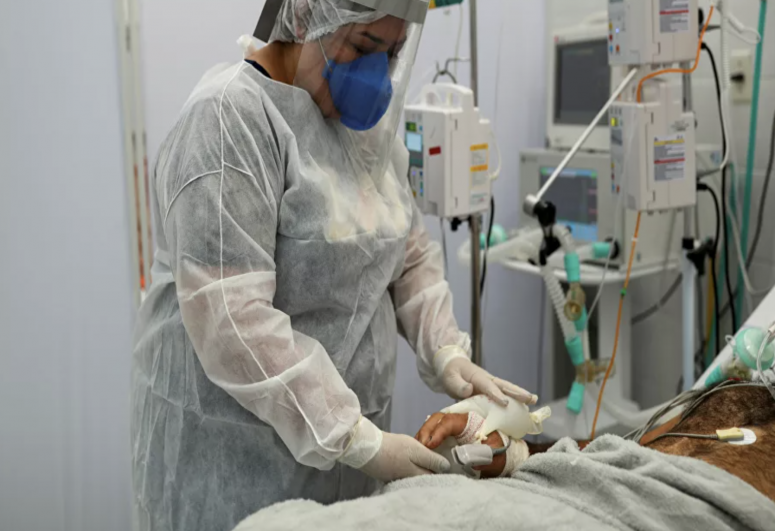 Number of COVID-19 cases in Brazil rises by over 78,000 to over 15.08mln