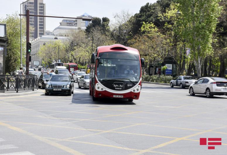 Public transport not to run in Azerbaijan for seven days