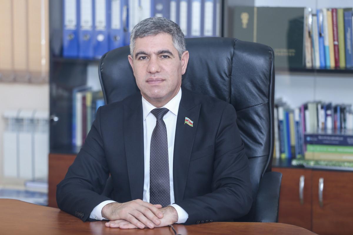 """Deputat: """"Şuşa geosiyasi və geoiqtisadi baxımdan vacib şəhərdir"""""""