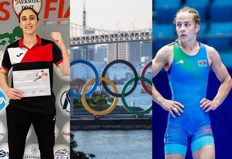 """Olimpiadalarda Fəridə Əzizovadan yeni, Mariya Stadnikdən şərikli rekord - <span class=""""red_color"""">STATİSTİKA</span>"""