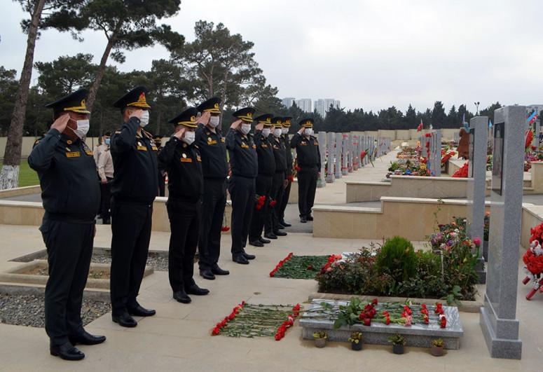 Почтена память Национального Героя Ильгара Мирзоева