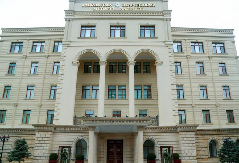 Azerbaijani MoD: Solemn line-up of Russian peacekeeping forces is planned in Khankendi on May 9