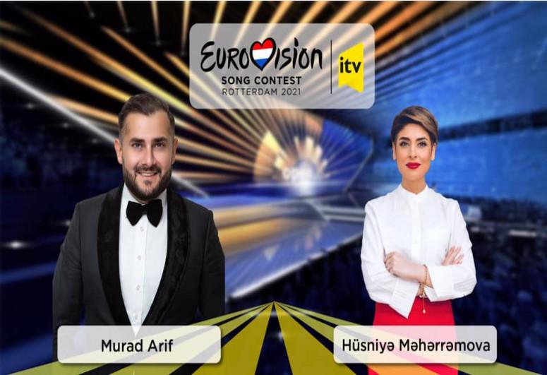 """İTV """"Eurovision-2021""""də şərhçilərinin adını açıqlayıb"""