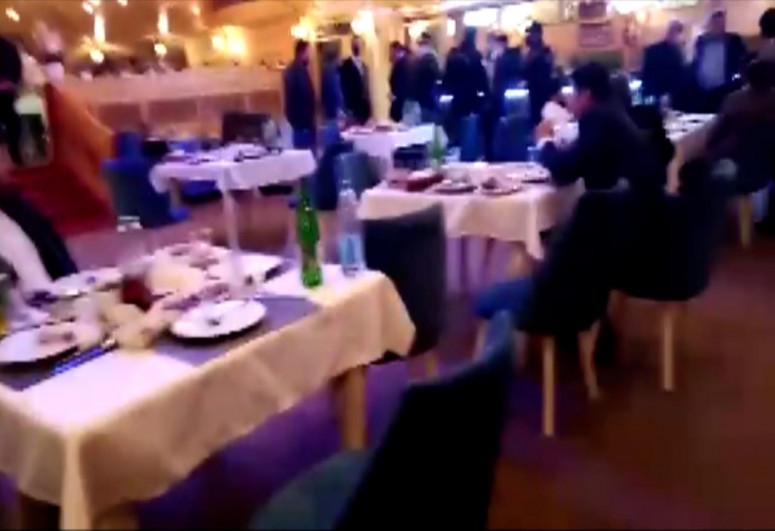 В Баку за участие в помолвке оштрафованы более 50 человек – <span class=