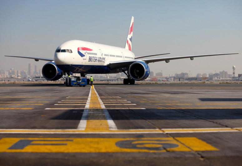 """""""British Airways"""" yanvar-martda 1 mlrd. avrodan çox zərər edib"""