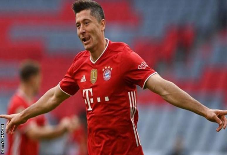 Bayern win Bundesliga for ninth straight season
