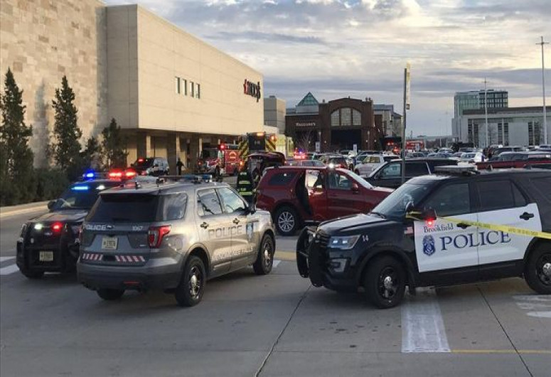 В США в торговом центре произошла стрельба
