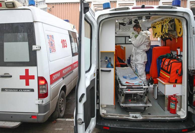 Russia reports 8,419 new coronavirus cases in past day