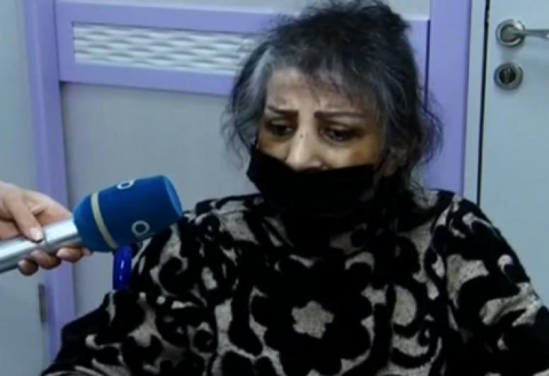 Əməkdar artist Zöhrə Abdullayeva xəstəxanaya yerləşdirilib