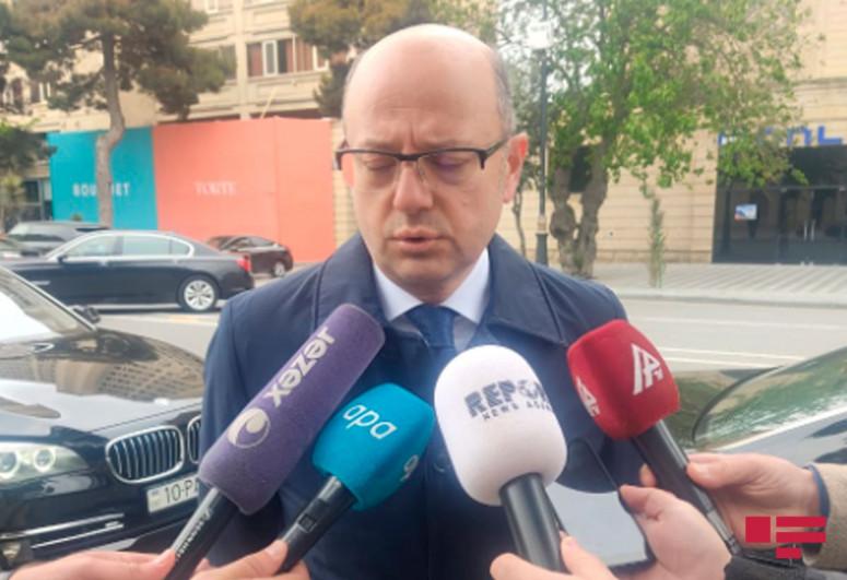 Министр энергетики: В Карабахе ведутся работы на солнечных и ветряных электростанциях