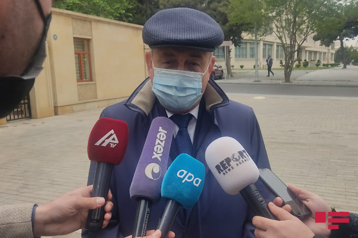 """Məhərrəm Əliyev: """"Prezident İlham Əliyev atasının tapşırığını yerinə yetirdi"""" - <span class=""""red_color"""">VİDEO</span>"""