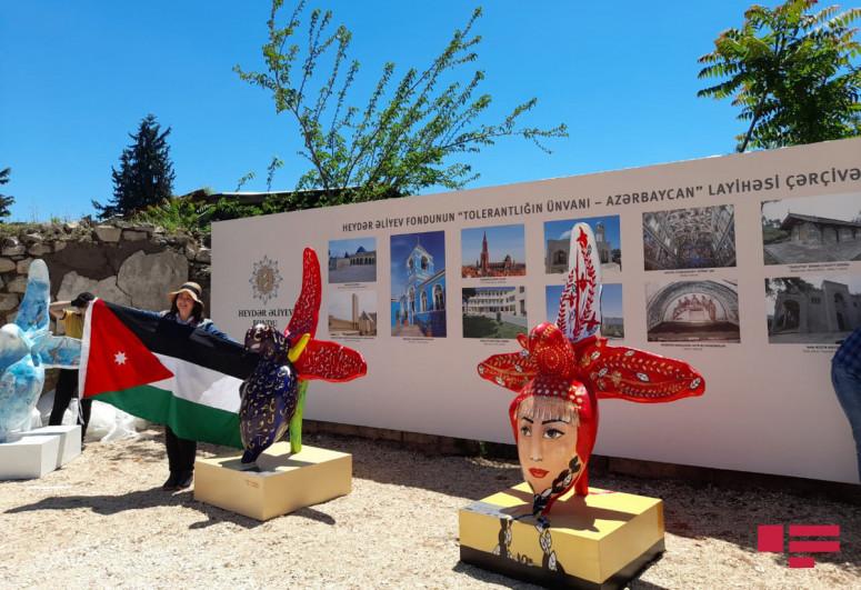Художники международного фестиваля искусств представили макеты «Харыбюльбюль» на освобожденных от оккупации территориях-<span class=