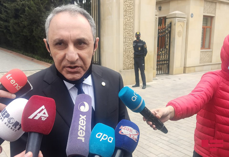 "Prosecutor General spoke about the ""Tartar case"""