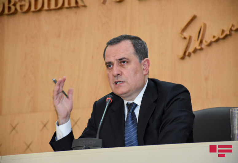 """Azerbaijani FM: """"Today, soul of national leader is happy"""""""
