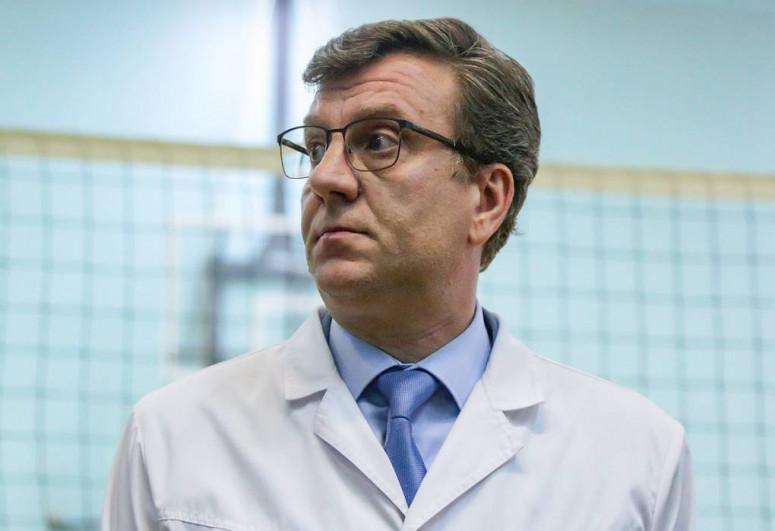 В России нашли пропавшего 3 дня назад главу минздрава области