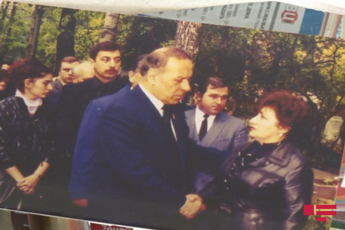 """Rusiyanın tanınmış telerejissoru: """"İndi Heydər Əliyev kimi şəxsiyyətlər yoxdur"""""""