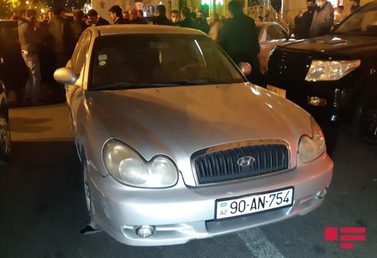 Bakıda 7 avtomobil qəzaya uğrayıb, xəsarət alan var - <span class=