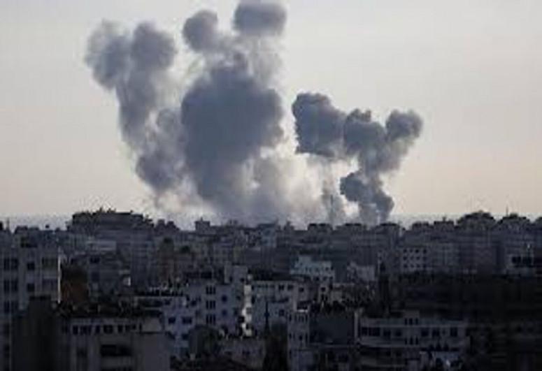 """Израиль начал «волну ударов» в ответ на обстрелы из сектора Газа -<span class=""""red_color"""">ОБНОВЛЕНО</span>"""
