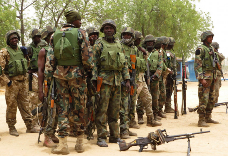Nigerian security forces rescue 30 persons kidnapped by gunmen