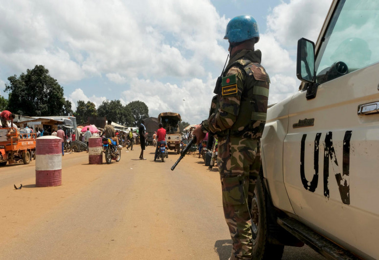 300 UN peacekeepers deployed to secure Bakouma of CAR